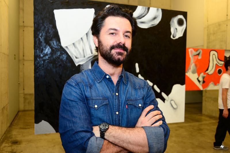 """Artista prudentino Gustavo Von Há apresenta a instalação""""Arqueologia Proibida"""" no projeto """"Entre Árvores"""""""