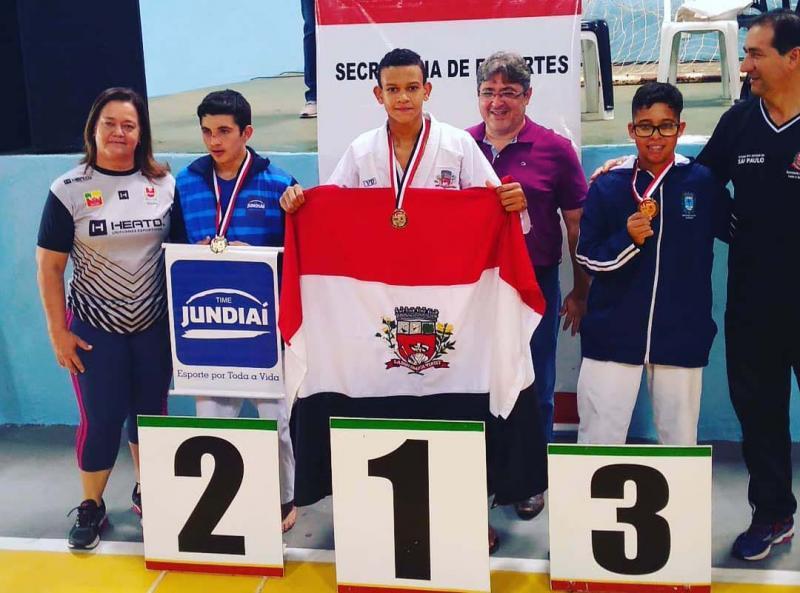 Cedida - Guilherme Soares, campeão Pan-Americano em agosto, repete pódio