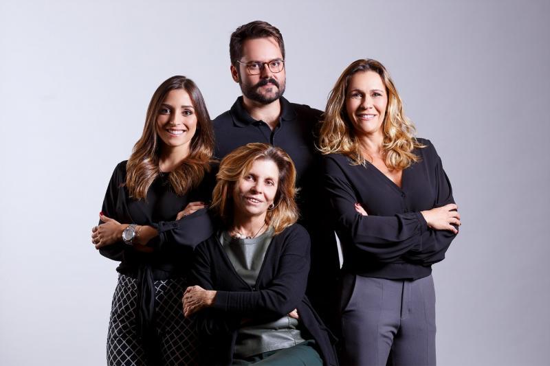 Na Mostra Morar Bem, Agueda de Padua Ferreira, Ana Lucia Vendramini, Arthur Amorim e Mariana Leme