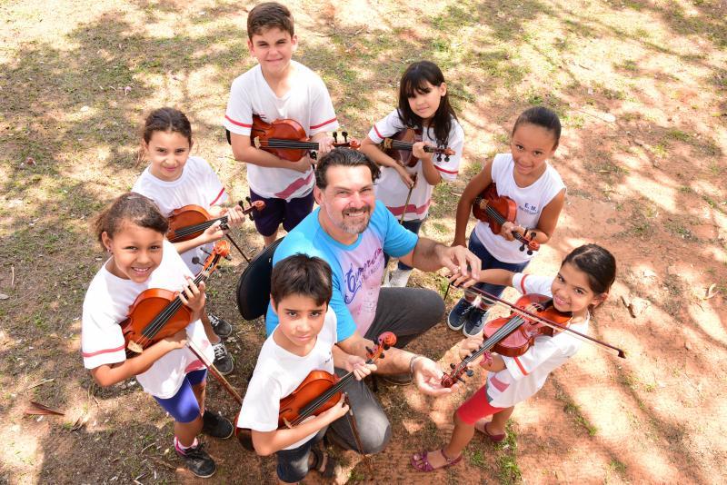 Paulo Miguel:Professor já ensinou mais de 3 mil alunos nos 25 anos de carreira