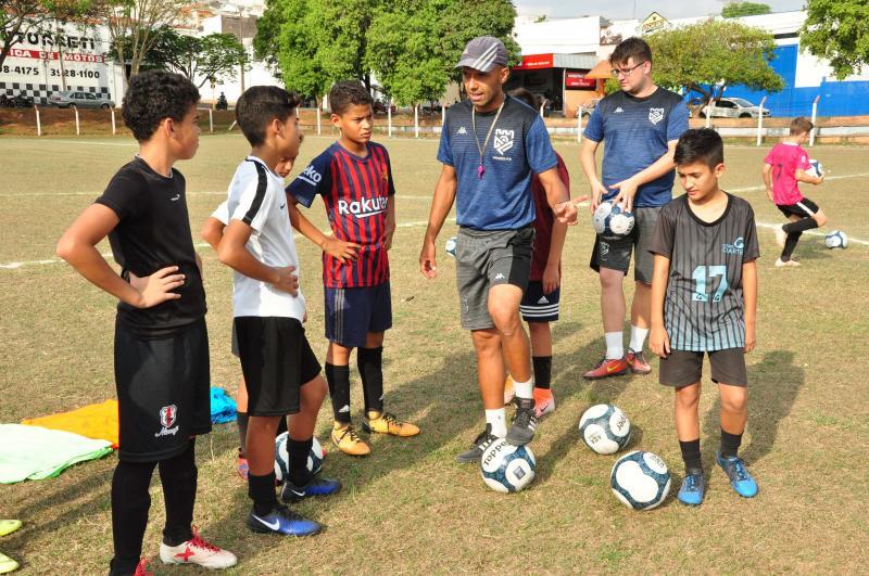 José Reis - Luís Henrique conta que  sempre foi incentivado à prática do esporte pela família