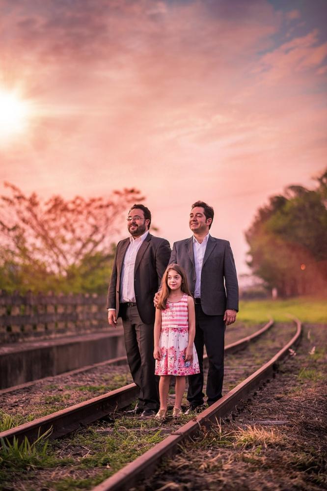 Foto:Irmãos voltam ao TeleTon junto com a filha de Daniel, e outras 4 crianças de Prudente