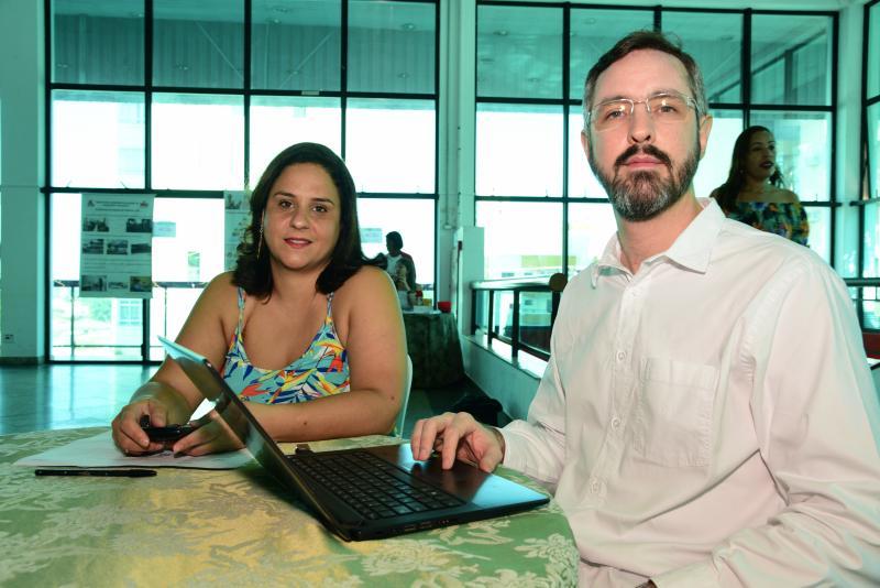 Paulo Miguel - Lucianne e Victor trataram dos direitos e deveres dos agentes de saúde