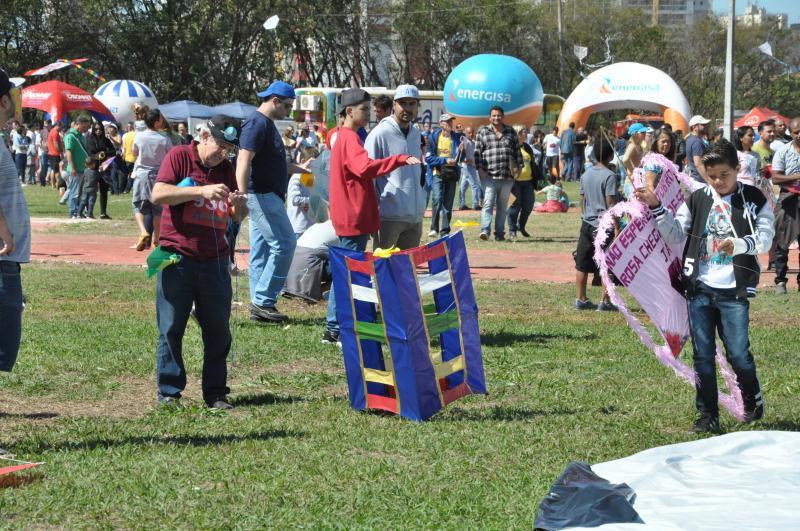 Arquivo/José Reis - Evento para toda a família recebe todo ano participantes de diversas localidades do Brasil