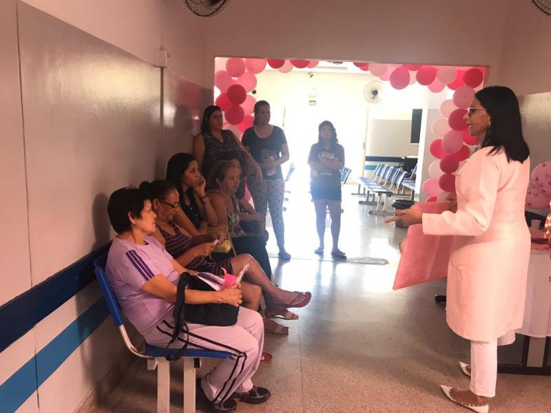 Cedida - Primeiro mutirão foi promovido no último sábado e registrou mais de três mil serviços de saúde