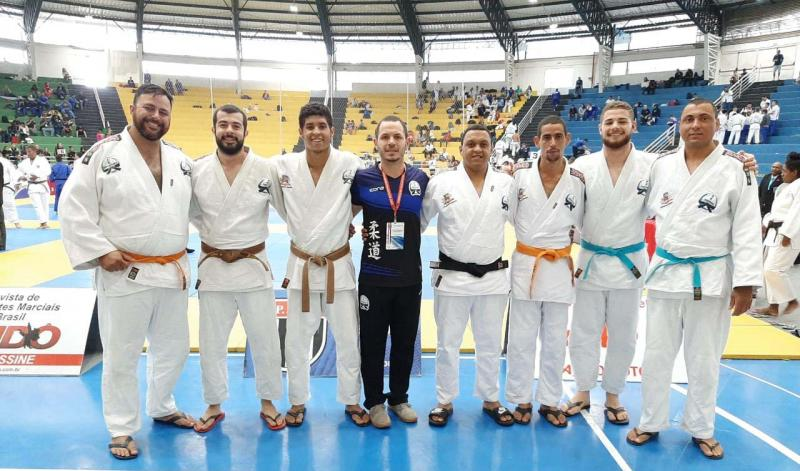 Cedida - Paulo destaca equipe adulta, que tem apenas 3 anos, com excelentes lutas, evolução e com um judô muito competitivo