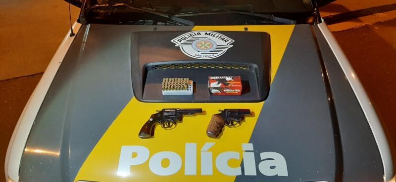 Polícia Militar Rodoviária – Autores teriam adquirido os materiais em Mato Grosso