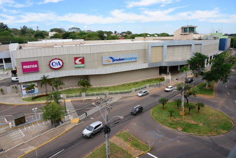 Paulo Miguel - Prudenshopping recebe mais de 600 mil frequentadores ao mês