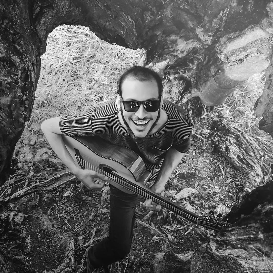 Marcel Sachetti:Anderson Chizzolini foi selecionado entre 145 músicos inscritos no concurso