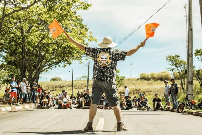 Arquivo/Paulo Miguel - Participam do evento, neste domingo, de pequeninos de 1 aninho até veteranos acima de 70