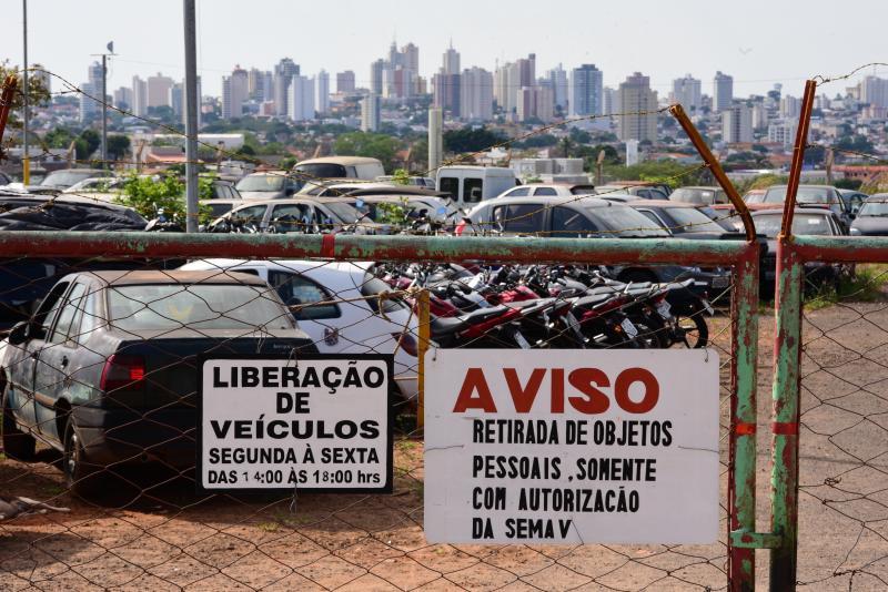 Paulo Miguel - Pátio de veículos será transferido de local, informa Secretaria Municipal de Comunicação