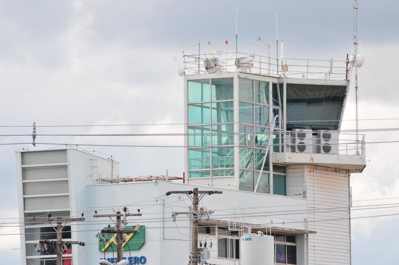 Arquivo - Bugalho apresentou ao Daesp projeto de ampliação do aeroporto de Prudente