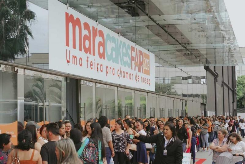 Luiz Ruggero e Bruno Franco:Mara é prudentina e começou sua carreira sem pretensões; hoje idealiza a maior feira do segmento do país