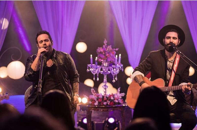 Lu & Robertinho solta o som amanhã no Ibiza Lounge Bar na gravação de um novo DVD
