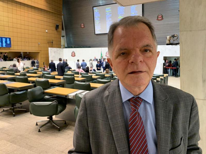 Assessoria de Imprensa/Cedida - Deputado estadual Mauro Bragato (PSDB), autor do PLC
