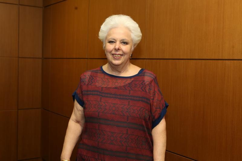 Cedida - Paulina tem mais de quatro décadas de atuação e é autora de cinco livros publicados