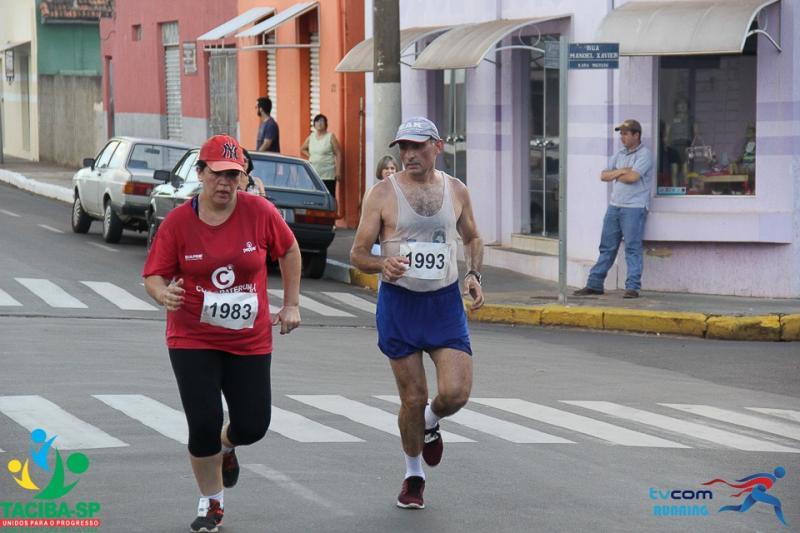 Cedida - Além de celebrar o aniversário da cidade, corrida também estimula a prática de esporte