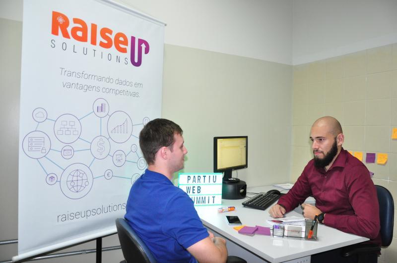 José Reis - Jovens, sócios se destacam em um mercado promissor e que cresce dia a dia:a tecnologia
