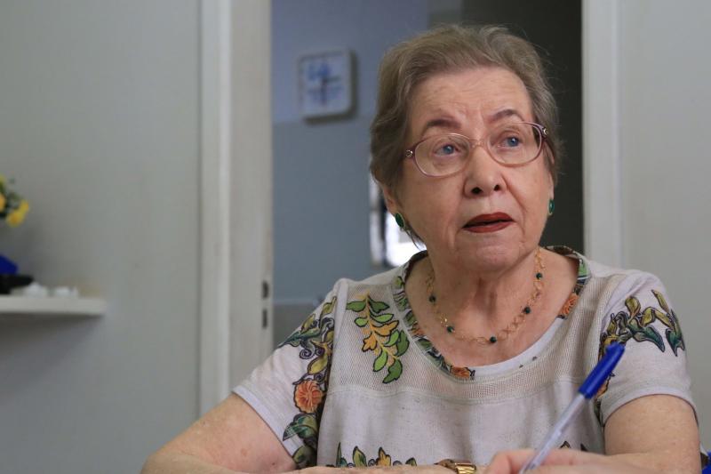 """Jean Ramalho - Marinez afirma que associação dá """"voz e vez"""" ao magistério aposentado"""