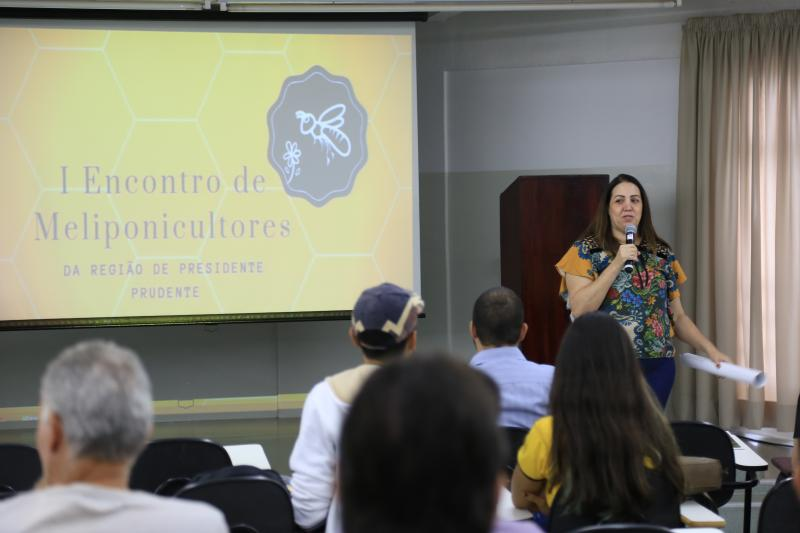 Pedro Silva - Evento tratou de assuntos essenciais para a o manejo adequado de colmeias de abelhas sem ferrão