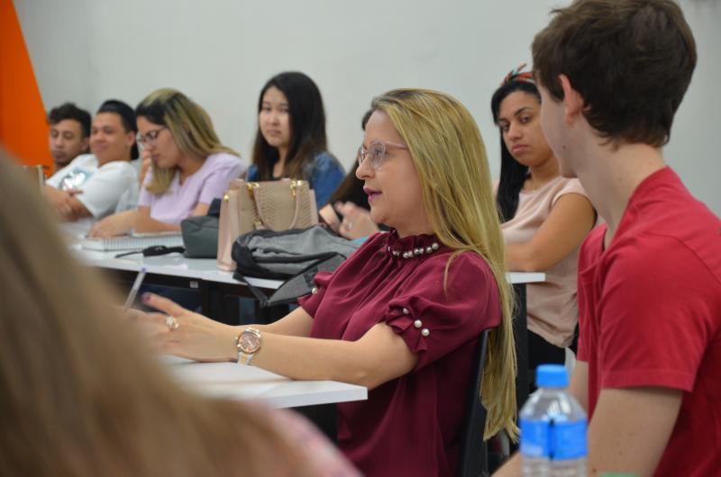 Foto: Toledo Prudente - Ação envolve acadêmicos de três cursos do Centro Universitário