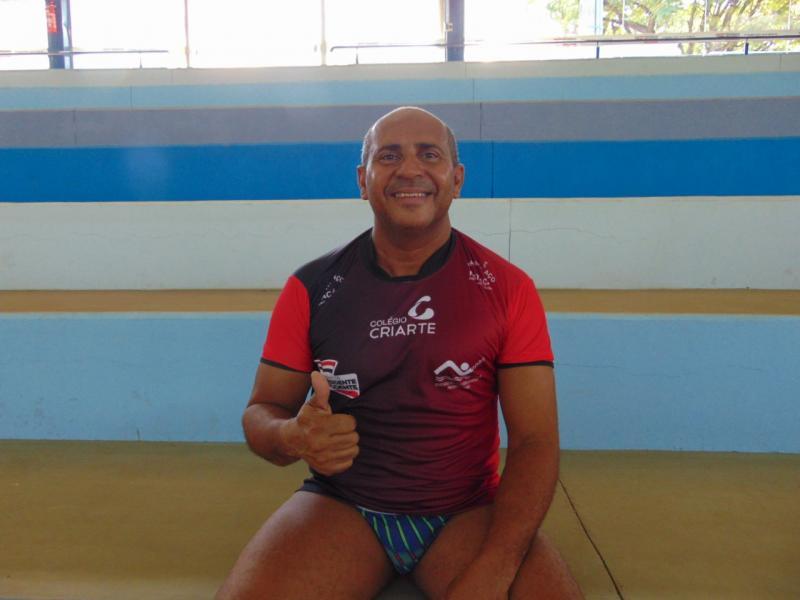 Divulgação/Marcos Chicalé - Pépe comemora a ótima participação da sua equipe