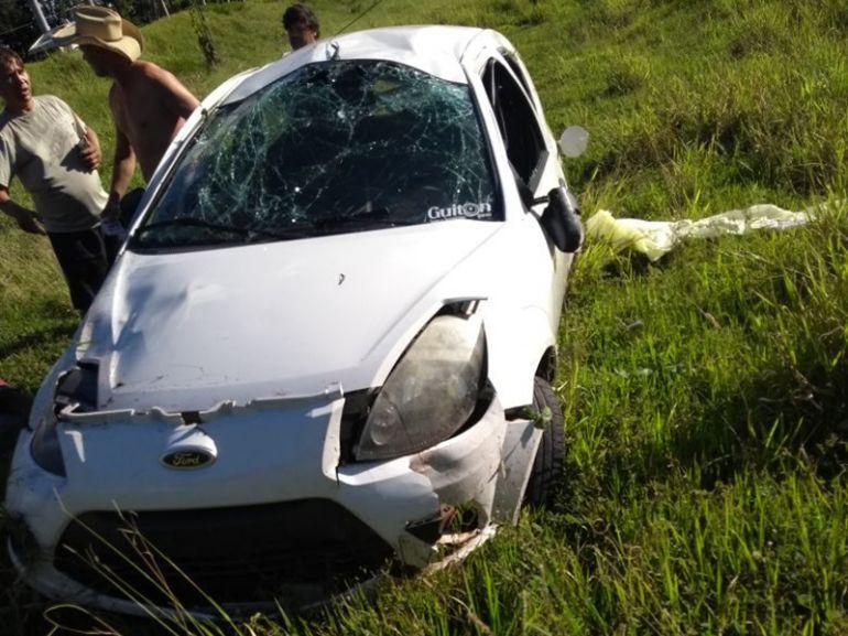 Arquivo - As mortes em acidentes envolvendo carros foram maiores no último mês