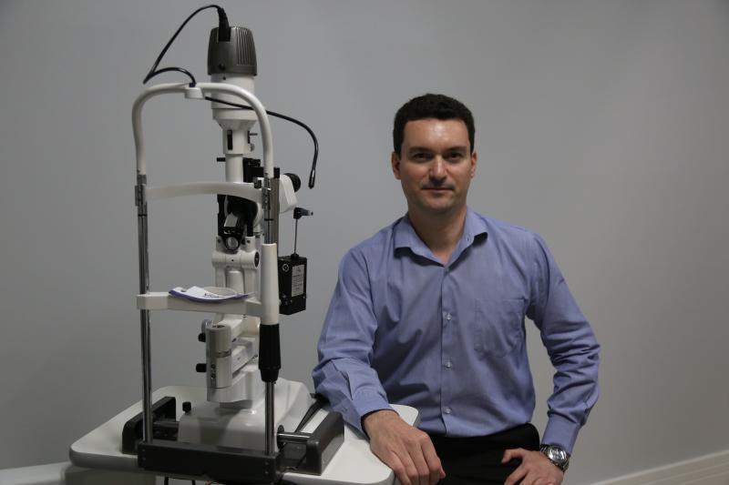 Pedro Silva:Profissional aconselha que em qualquer sinal dos sintomas, seja procurado um especialista