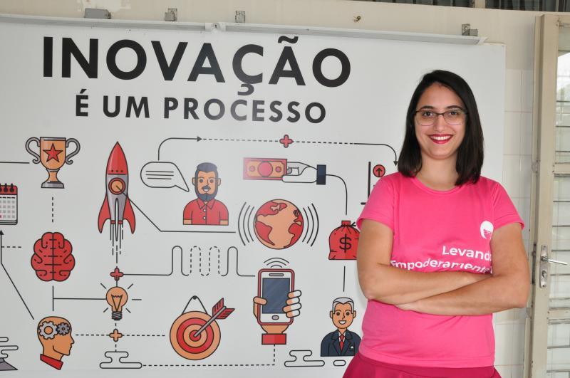 José Reis -Juliane criou o MajuApp para ajudar trabalhadoras e clientes na área da cosmética e beleza