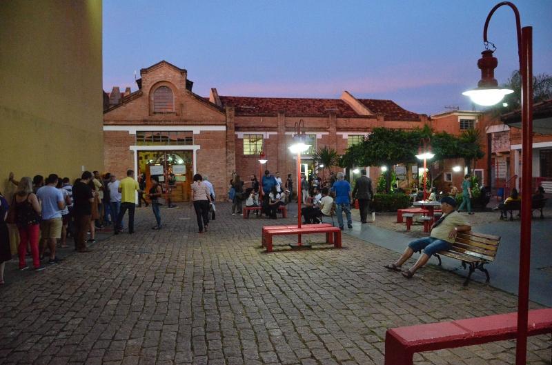 Arquivo:Matarazzo é um dos locais que recebe atrações do Fentepp