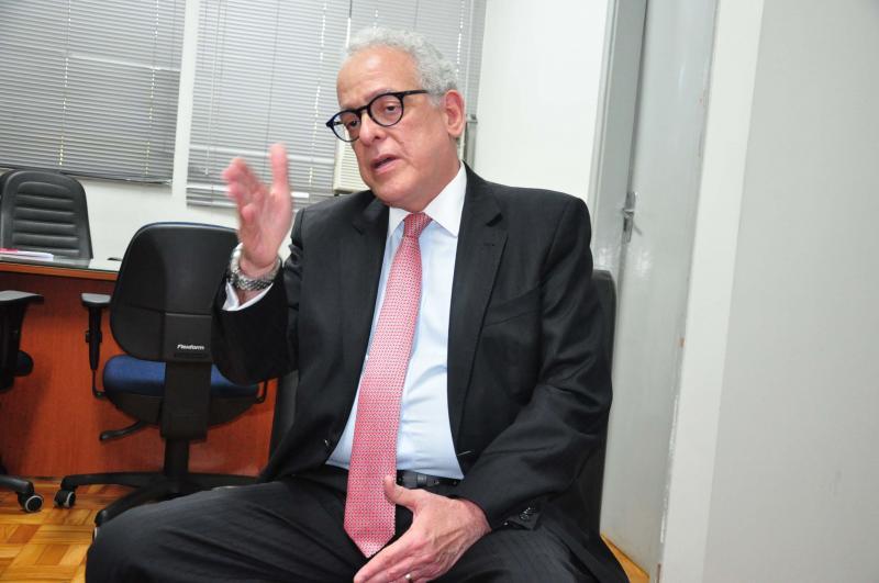 """José Reis - Geraldo Franco: """"A questão da superlotação dos presídios é delicada"""""""