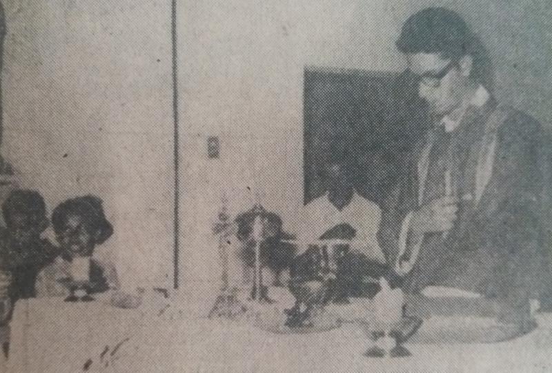 Terça-feira passada, dia 28, foi realizada missa solene, celebrada pelo padre Jacob Cirelli