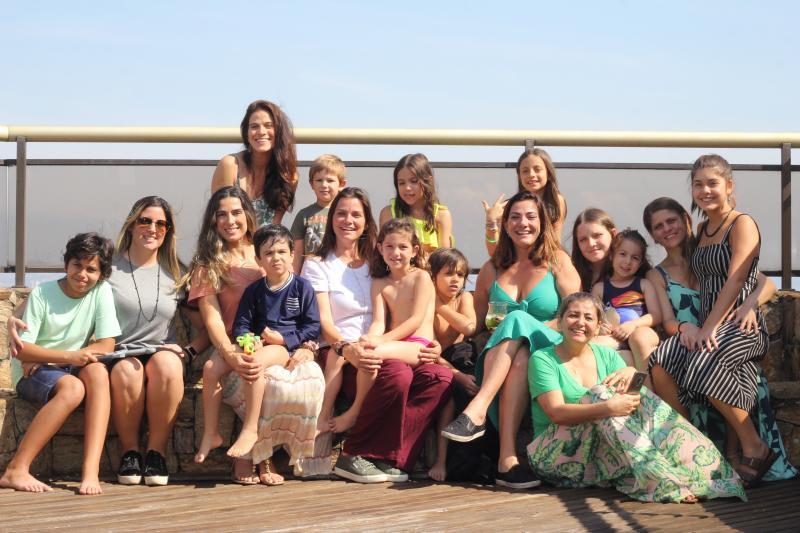 2º Encontro da família Carvalho e Silva no Morumbi, em São Paulo