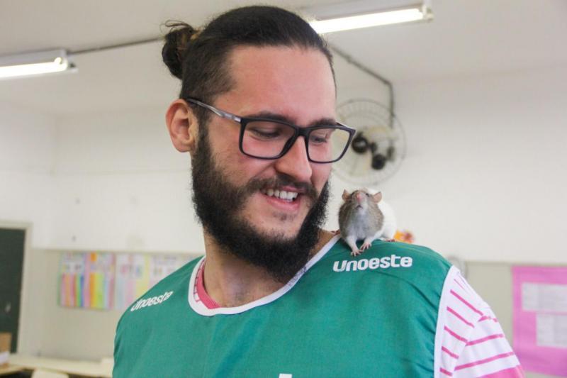 Cedida: Henrique diz que seus animais são companheiros