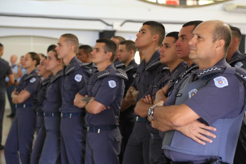 Pedro Silva - Profissionais da segurança pública estiveram presentes durante 1º Simpósio Órion de Tecnologia