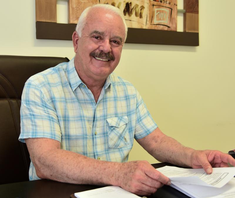 Paulo Miguel - Ricardo Anderson ingressou no conselho da Acipp em 1983 e coleciona resultados