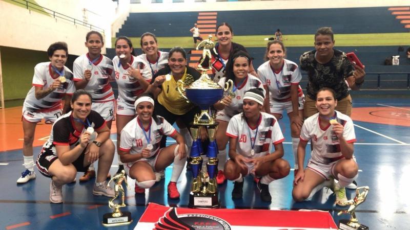 Foto: Cedida / Leniza Garrido - Equipe adulta venceu João Ramalho por 2 a 1 no  domingo, em Paraguaçu Paulista