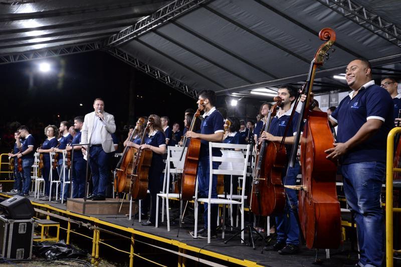 Marcio Oliveira: SINFONIA Maestro Davi Oliveira e a Orquestra Filarmônica OFUC, atração cultural do Paraná, perfilados para o concerto de domingo em Presidente Prudente