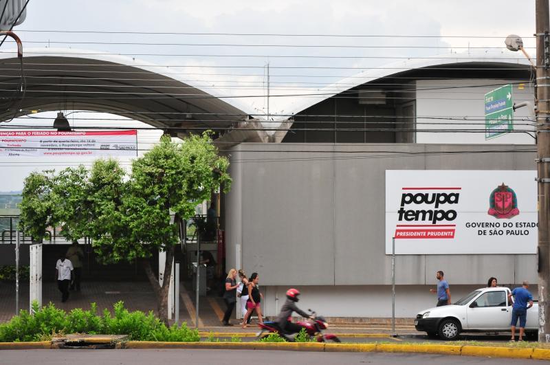 Arquivo - Devido ao feriado de hoje, Poupatempo não atenderá neste sábado