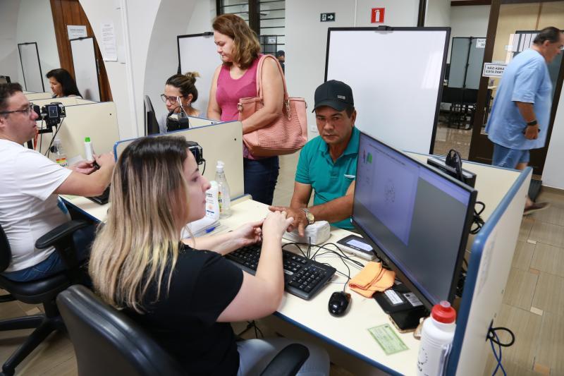 Weverson Nascimento - Prazo para o cadastramento biométrico em Prudente se encerra em 19 de dezembro