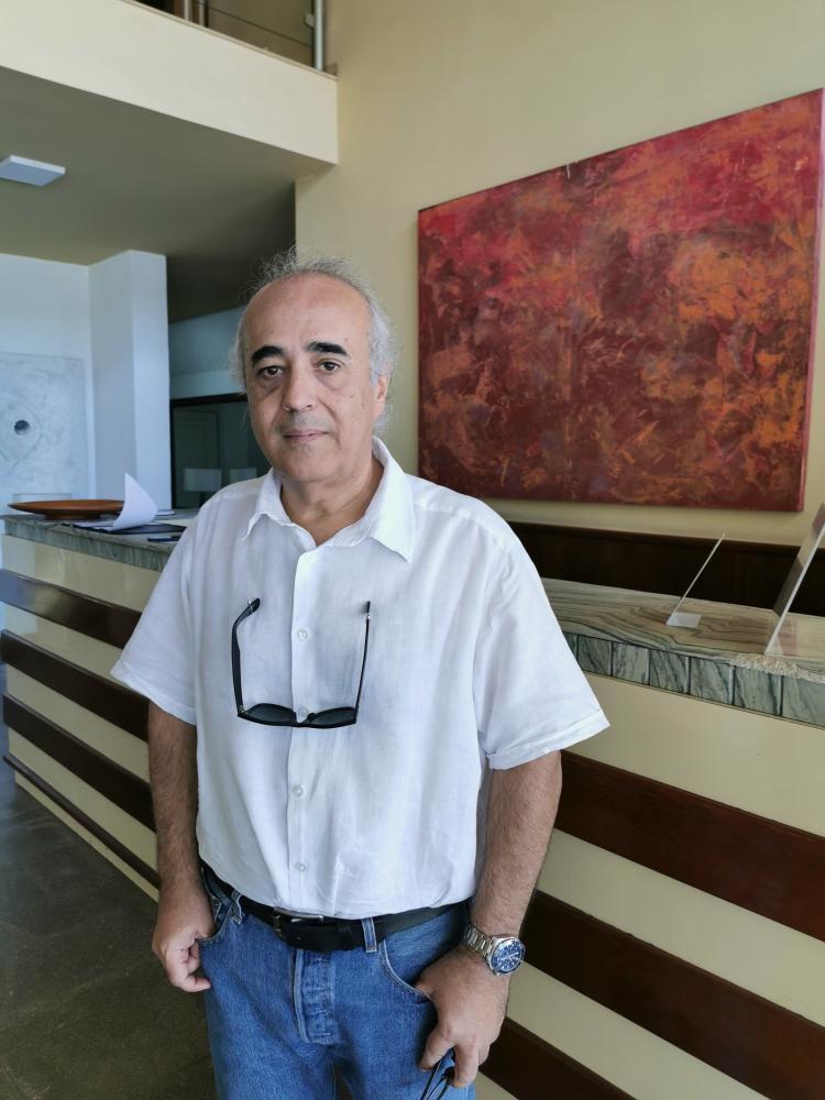 Helder Zacharias, diretor do Brasão Pálace Hotel: comemorando 53 anos da inauguração, hospedando o memorável esquadrão do Santos FC, com Pelé & Cia