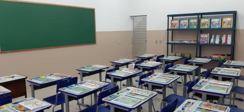 AI da Croeste - Salas de aula foram inauguradas em outubro