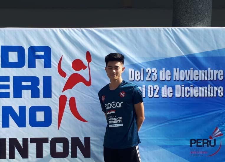 Cedida/Edmilson Anzai -  Prudentino já está em Guayaquil, para integrar a seleção