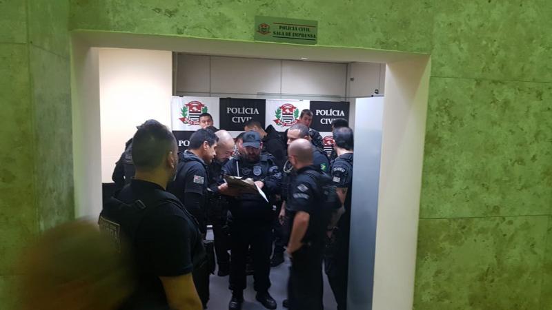 Polícia Civil - Operação conjunta é desenvolvida na região e litoral paulista