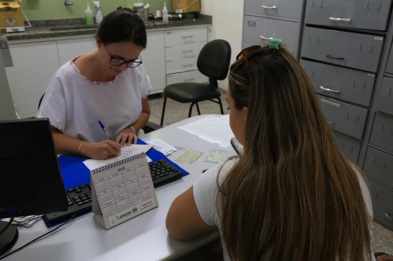 Pedro Silva - Saúde recomenda que todos procurem uma unidade para conferir se a carteirinha está em dia
