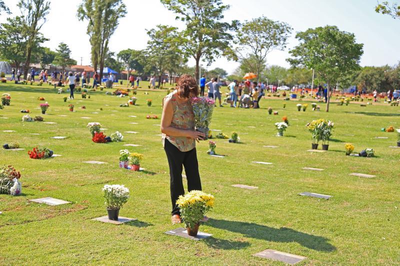 Arquivo - Desde que foi municipalizado, em maio de 2013, Campal recebeu mais de 2,7 mil sepultamentos