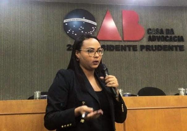 Arquivo Pessoal - Larissa afirma que é necessário dialogar sobre racismo