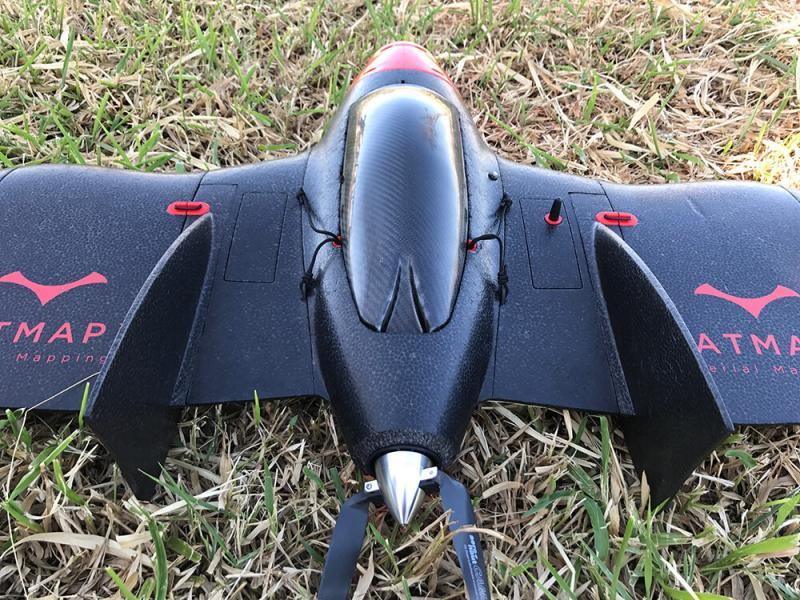 Foto: Nuvem UAV - Tecnologia pode ser utilizada para monitoramento ou mapeamento de áreas