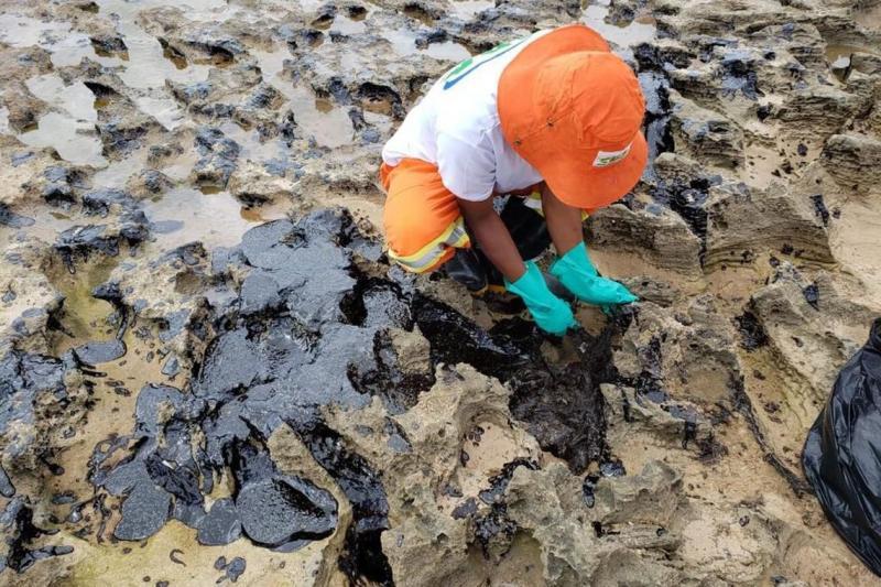 Agência Petrobras - Mais de 525 toneladas de resíduos foram retiradas de praias nordestinas