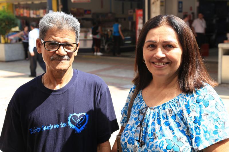 Marco Vinicius Ropelli - Tânia e o marido vão viajar, mas já planejam maneiras de poupar